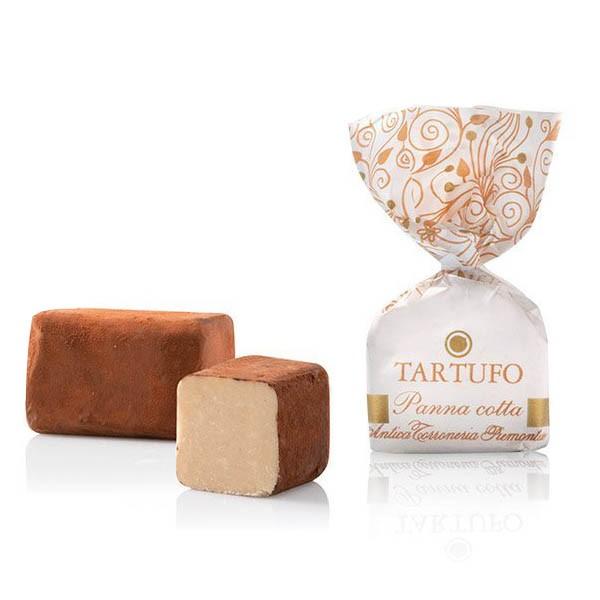 Antica Torroneria Tartufo dolce pannacotta Schokoladentrüffel 14 g online kaufen
