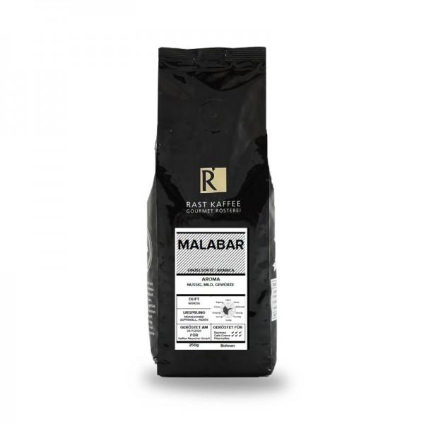 Rast Kaffee Monsooned Malabar 250g Bohnen online kaufen bei Kaffee Rauscher