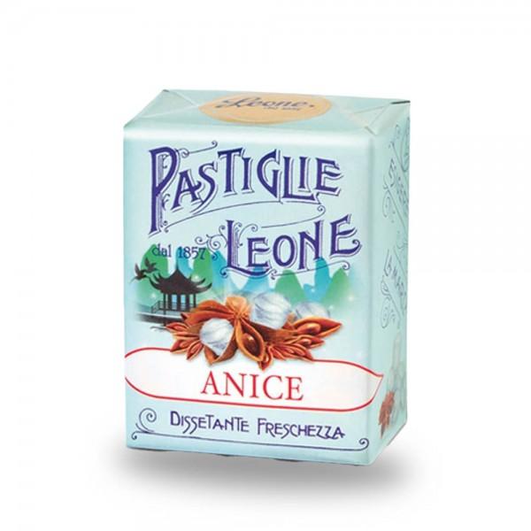 Leone Pastillen Anis 30 g - Pastiglie Anice online kaufen bei Kaffee Rauscher