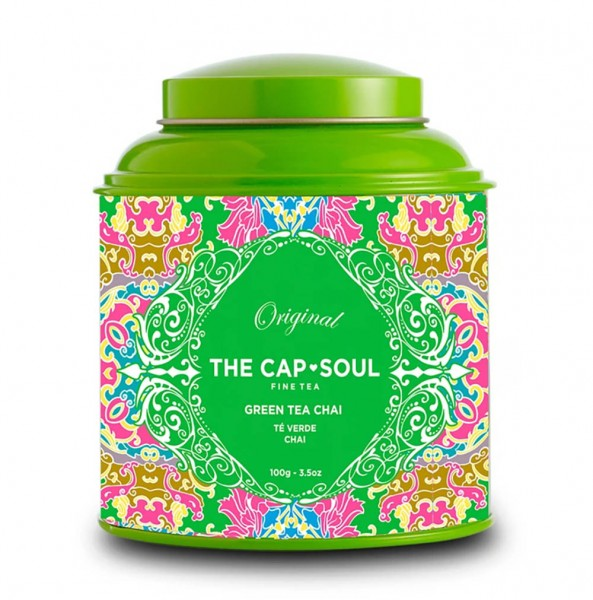 The CapSoul Chai Green Tea - 100 g lose online kaufen bei Kaffee Rauscher