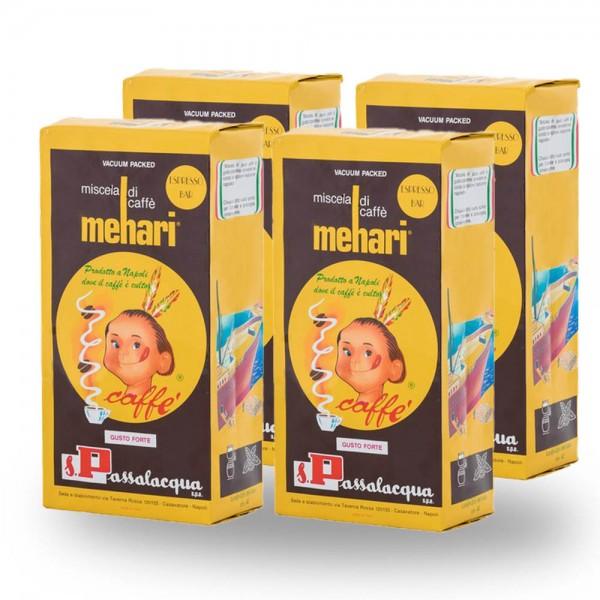 Passalacqua Mehari Espresso 4 x 1.000g Bohnen online kaufen