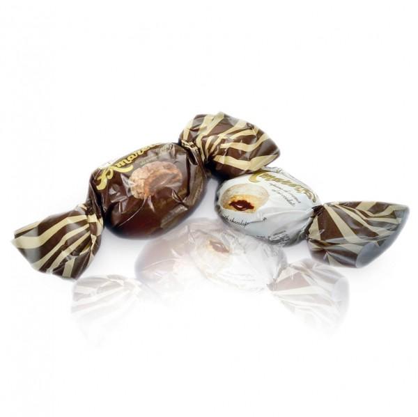 Flamigni Amaretti Morbidi Cioccolato mit Schokofüllung 20 g online kaufen bei Kaffee Rauscher