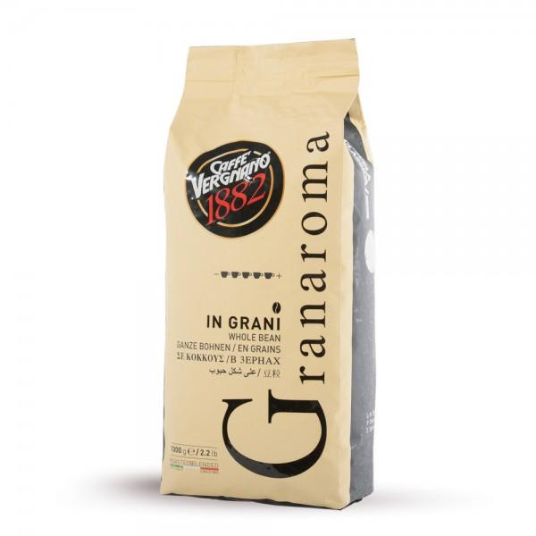 Caffè Vergnano Gran Aroma Espresso 1000g Bohnen