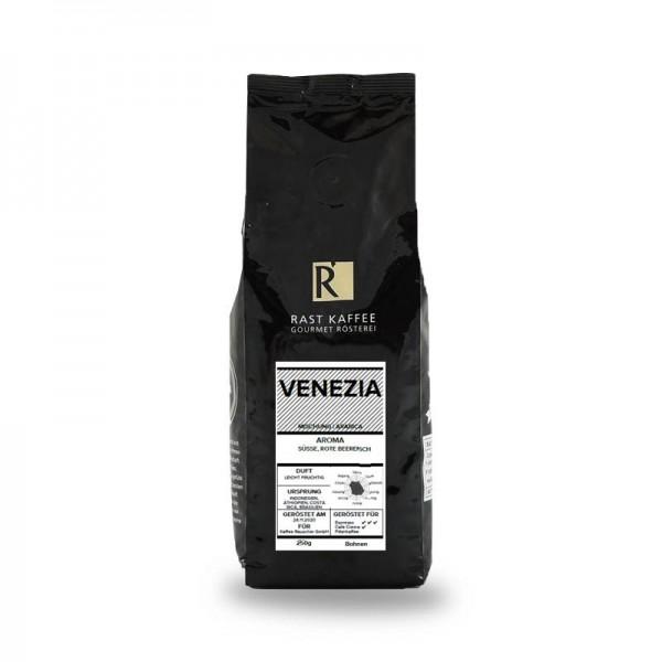 Rast Kaffee Venezia Espresso 250g Bohnen