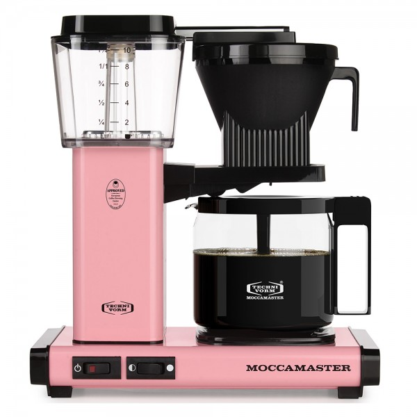 Moccamaster KBG Pink Filterkaffeemaschine online kaufen bei Kaffee Rauscher