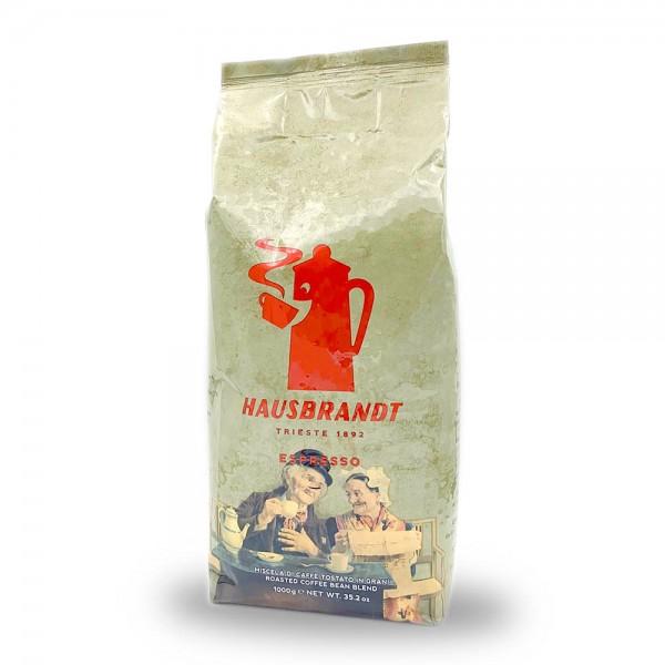 Hausbrandt Espresso Nonnetti 1.000g Bohnen online kaufen bei Kaffee Rauscher