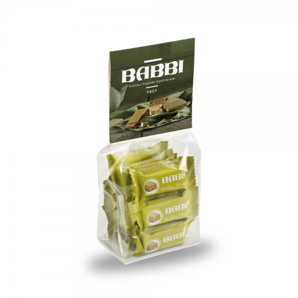 Babbi Babbini Pistacchio Waffelgebäck 132 g online kaufen bei Kaffee Rauscher
