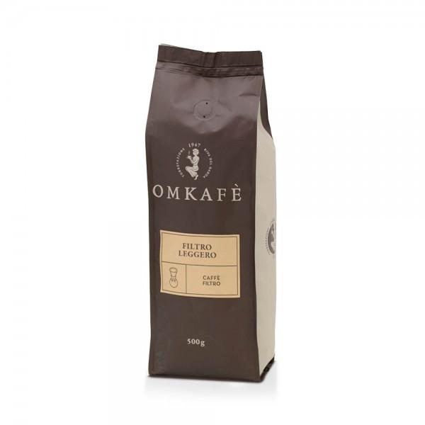 Omkafè Filtro leggero Filterkaffee - 500g - online kaufen bei Kaffee Rauscher