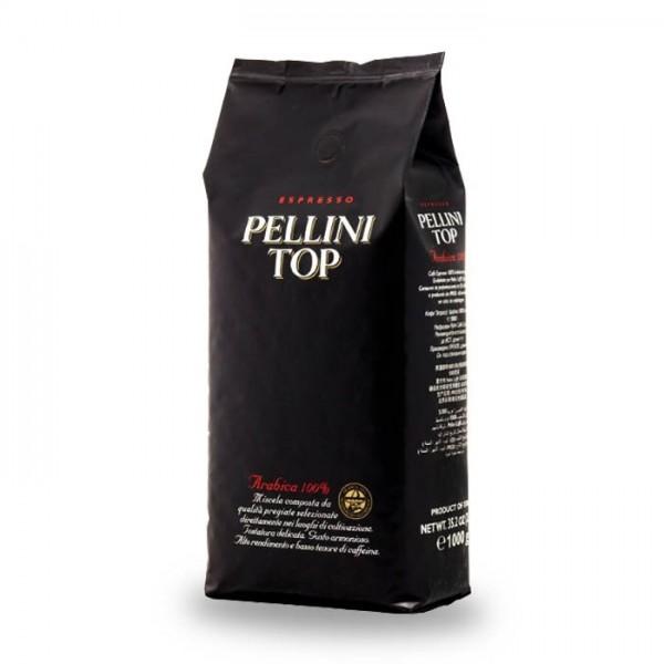 Pellini Top 100 Arabica Espresso 1.000g Bohnen online kaufen bei Kaffee Rauscher