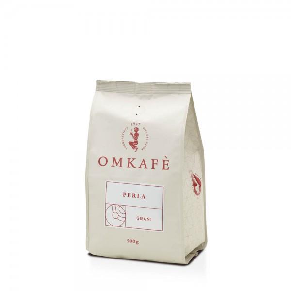 Omkafè Perla Espresso 500g Bohnen online kaufen bei Kaffee Rauscher