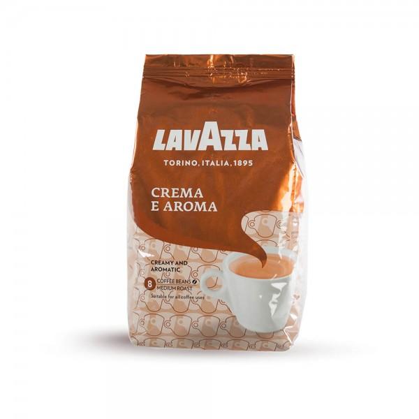 Lavazza Crema e Aroma Espresso 1.000g Bohnen online kaufen