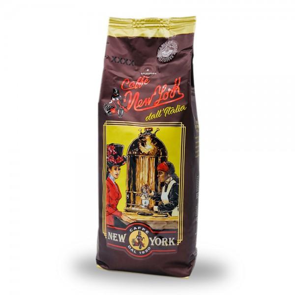 Caffè New York Extra XXXX Espresso mit Jamaica Blue Mountain Coffee 1.000g Bohnen online kaufen