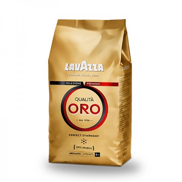 Lavazza Qualita Oro 1.000g Bohnen online kaufen