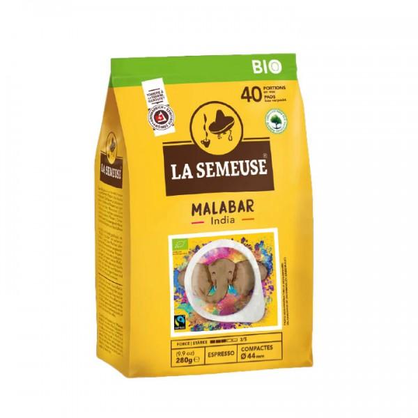 La Semeuse India Monsooned Malabar ESE Pads 40 Stück online kaufen bei Kaffee Rauscher