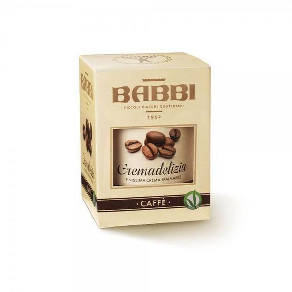 Babbi Cremadelizia Caffè Brotaufstrich 300 g online kaufen bei Kaffee Rauscher