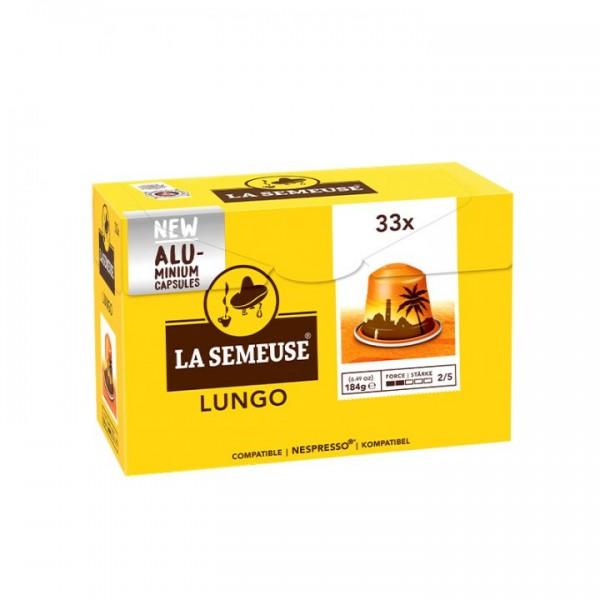La Semeuse Lungo Kapseln für Nespresso®* 33 Stück online kaufen bei Kaffee Rauscher