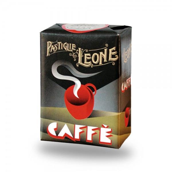 Leone Pastillen Kaffee 30 g - Pastiglie Caffè online kaufen bei Kaffee Rauscher