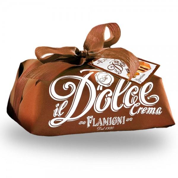 Flamigni Dolce Crema Gianduia mit Nougat-Creme 300g online kaufen bei Kaffee Rauscher