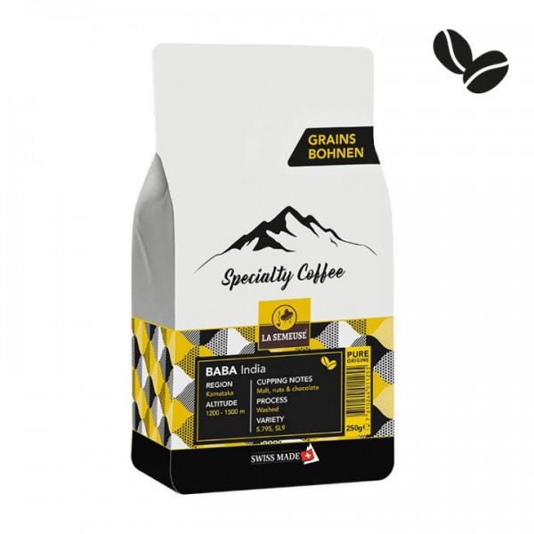La Semeuse India Baba Budan Giri Specialty Coffee 250g Bohnen online kaufen bei Kaffee Rauscher