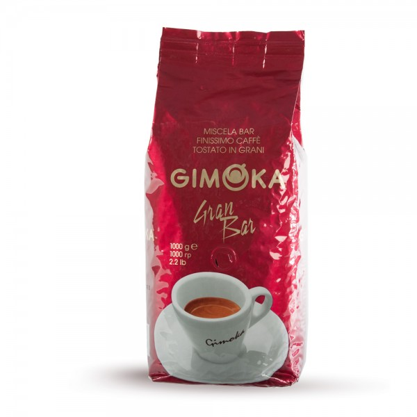 Gimoka Granbar Espresso 1000g Bohnen