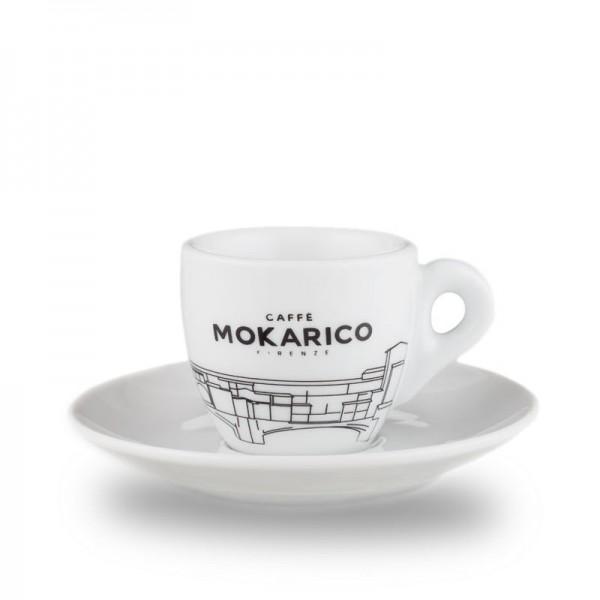 Mokarico Espressotasse weiss online kaufen