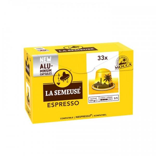 La Semeuse Espresso Kapseln für Nespresso®* 33 Stück