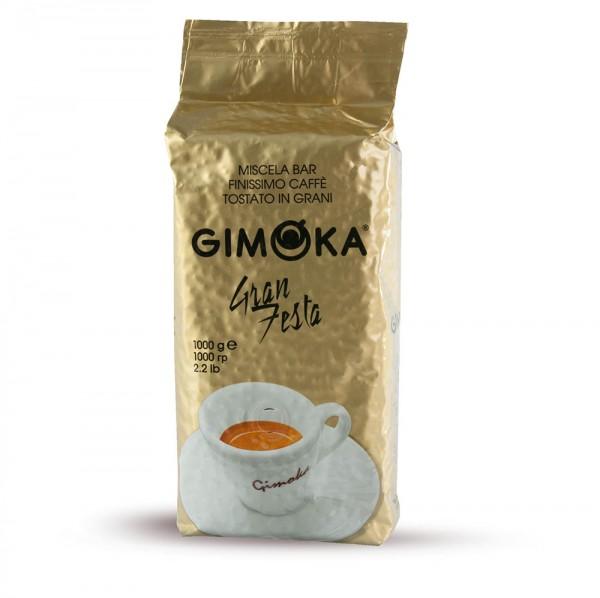 Gimoka Gran Festa Espresso 1.000g Bohnen online kaufen
