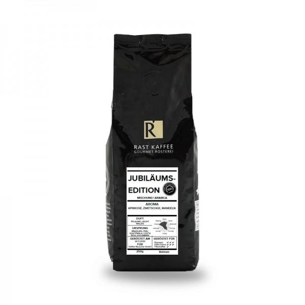 Rast Kaffee Jubiläums-Edition 100 Jahre Rast Kaffee 250g Bohnen online kaufen bei Kaffee Rauscher