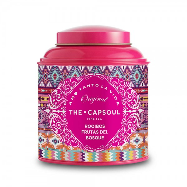 The CapSoul Rooibos Berries Tee - 100 g lose online kaufen bei Kaffee Rauscher