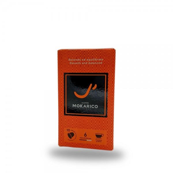 Mokarico Kaffee Kapseln Intenso für Nespresso®* 10 Stück online kaufen