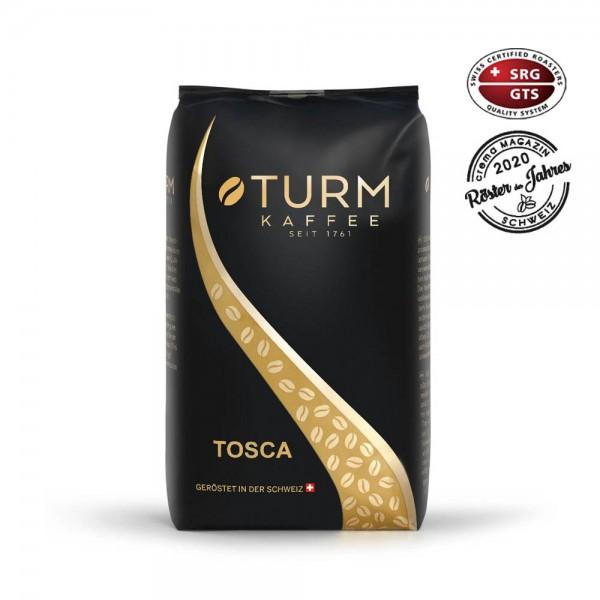 Turm Kaffee Tosca Espresso 1.000g Bohnen