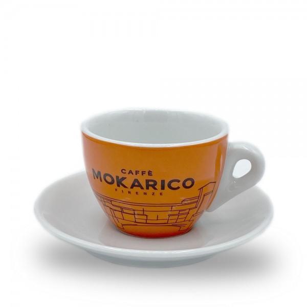 Caffè Makorico Espressotasse orange online kaufen