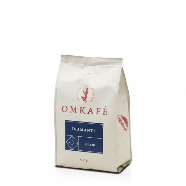 Omkafè Diamante Espresso 500g Bohnen online kaufen bei Kaffee Rauscher