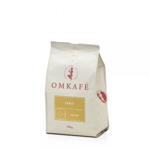 Omkafè Oro Espresso 500g Bohnen online kaufen bei Kaffee Rauscher