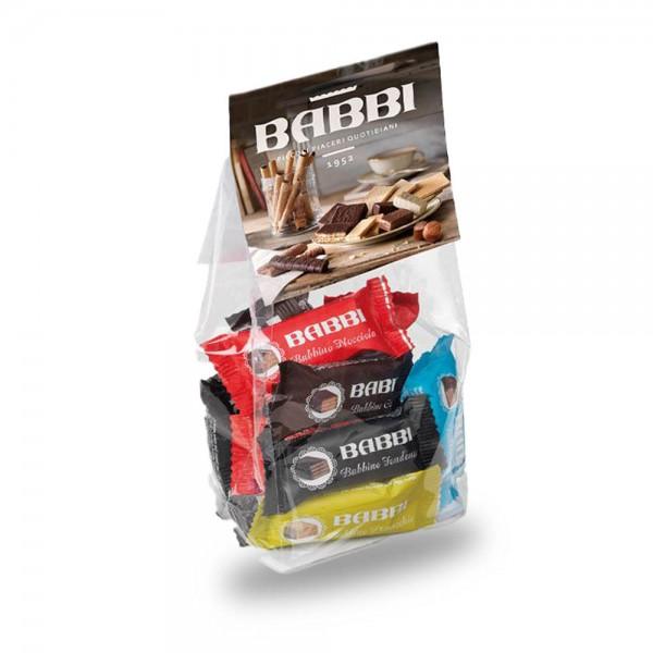 Babbi Babbini Misti gemischtes Waffelgebäck 132 g online kaufen bei Kaffee Rauscher