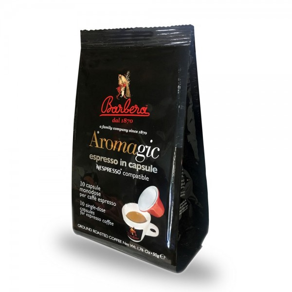 Caffè Barbera Aromagic Kapseln für Nespresso®* 10 Stück kaufen
