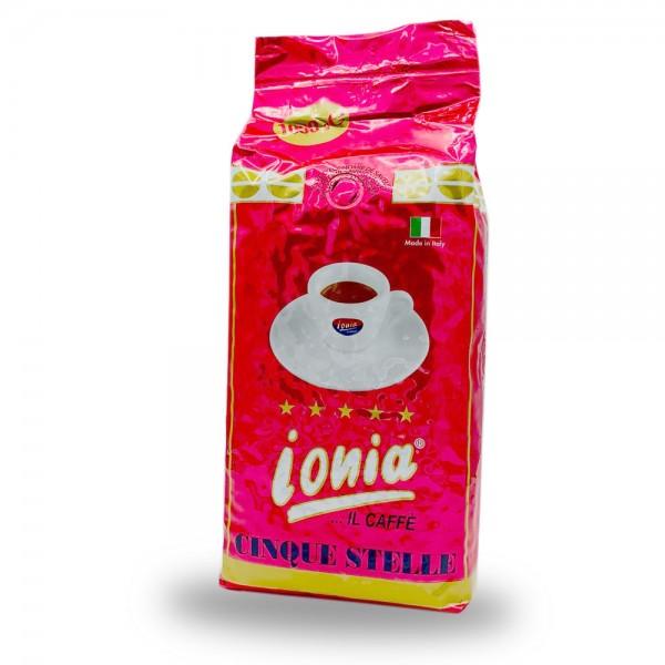 Ionia Cinque Stelle Espresso 1.000g Bohnen online kaufen