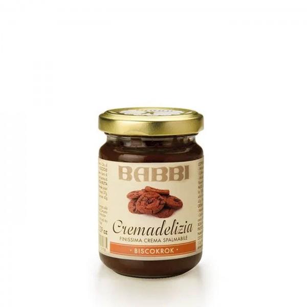 Babbi Cremadelizia BiscoKrok Brotaufstrich 150 g online kaufen bei Kaffee Rauscher