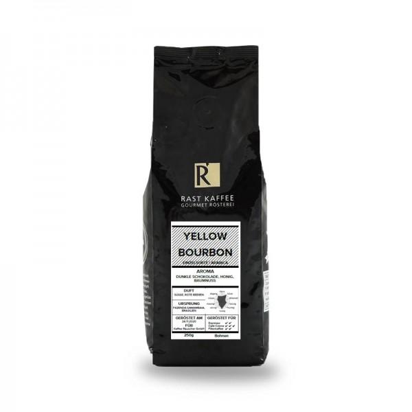 Rast Kaffee Yellow Bourbon 250g Bohnen online kaufen bei Kaffee Rauscher