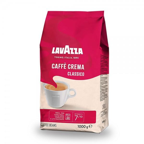 Lavazza Caffè Crema Classico 1.000g Bohnen online kaufen
