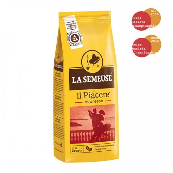 La Semeuse Il Piacere Espresso 250g Bohnen online kaufen