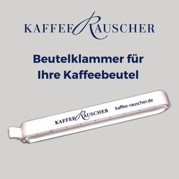 Kaffee Rauscher Beutelklammer 110 mm PArt