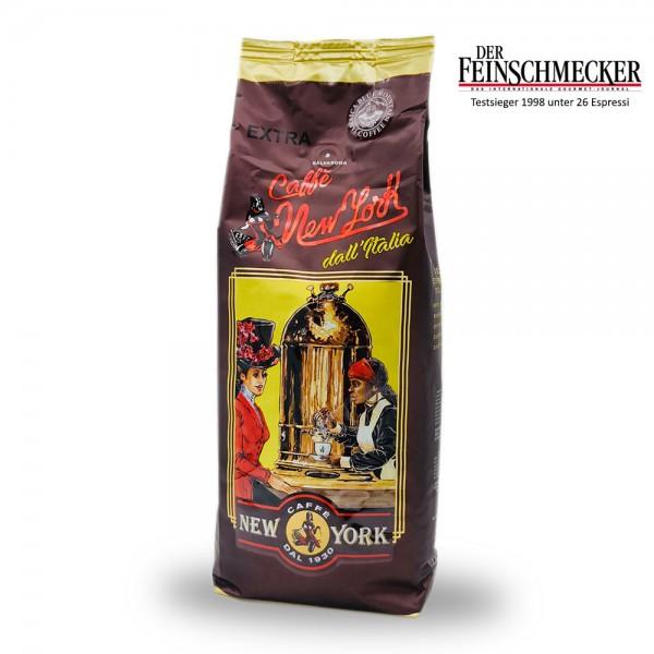 New York Caffè Extra 1000g mit Jamaica Blue Mountain