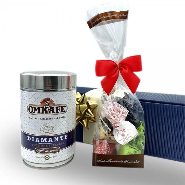 Geschenkidee Omkafè Diamante und Tartufi