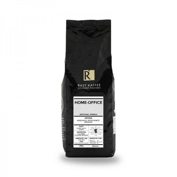 Rast Kaffee Home Office Kaffeemischung 250g Bohnen online kaufen bei Kaffee Rauscher