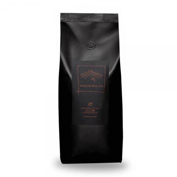 Ponte Rialto Club Espresso 1.000 g Bohnen online kaufen bei Kaffee Rauscher