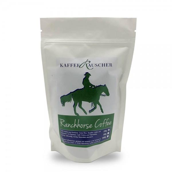 Ranchhorse Coffee 250g Bohnen Reiterkaffee online kaufen bei Kaffee Rauscher