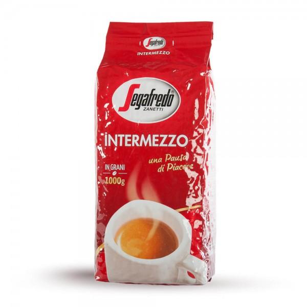 Segafredo Intermezzo Espresso 1.000g Bohnen online kaufen