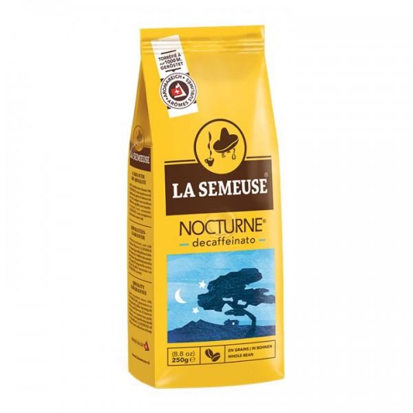 La Semeuse Nocturne entkoffeinierter Kaffee 250g Bohnen online kaufen bei Kaffee Rauscher