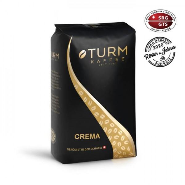 Turm Kaffee Crema 1.000g Bohnen online kaufen